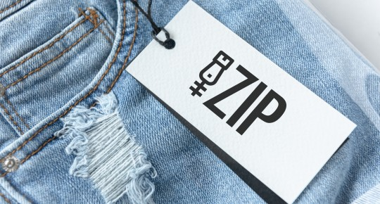 ZIP Fashion Logo