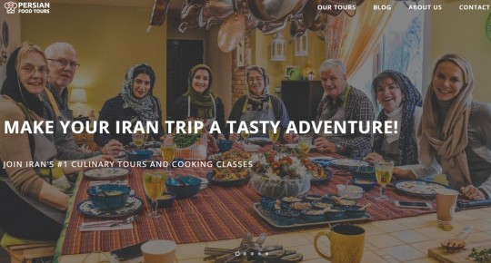 Persian Food Tours