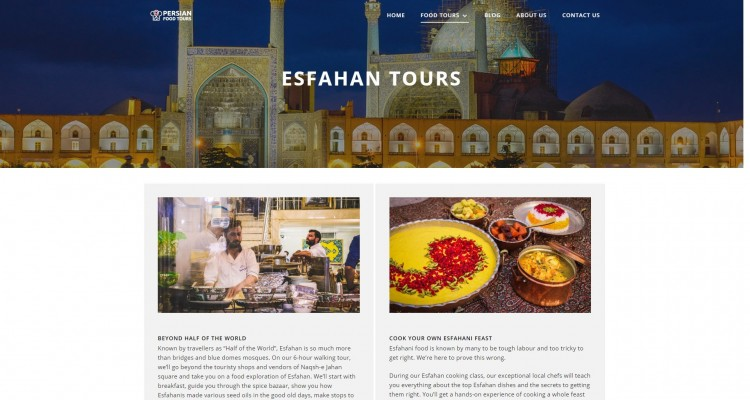 esfahan tours